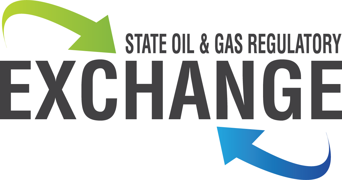 "logo with text ""state oil and gas regulatory exchange"""